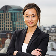 Rebecca Battersby Blackstone Solicitors Video