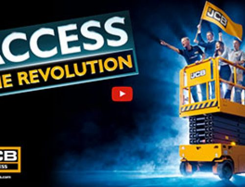 JCB – Access the Revolution
